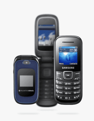 Israel Basic Phone Rental